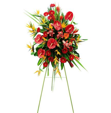 Arreglos florales flores artificiales naturales hawaii - Arreglos florales naturales ...